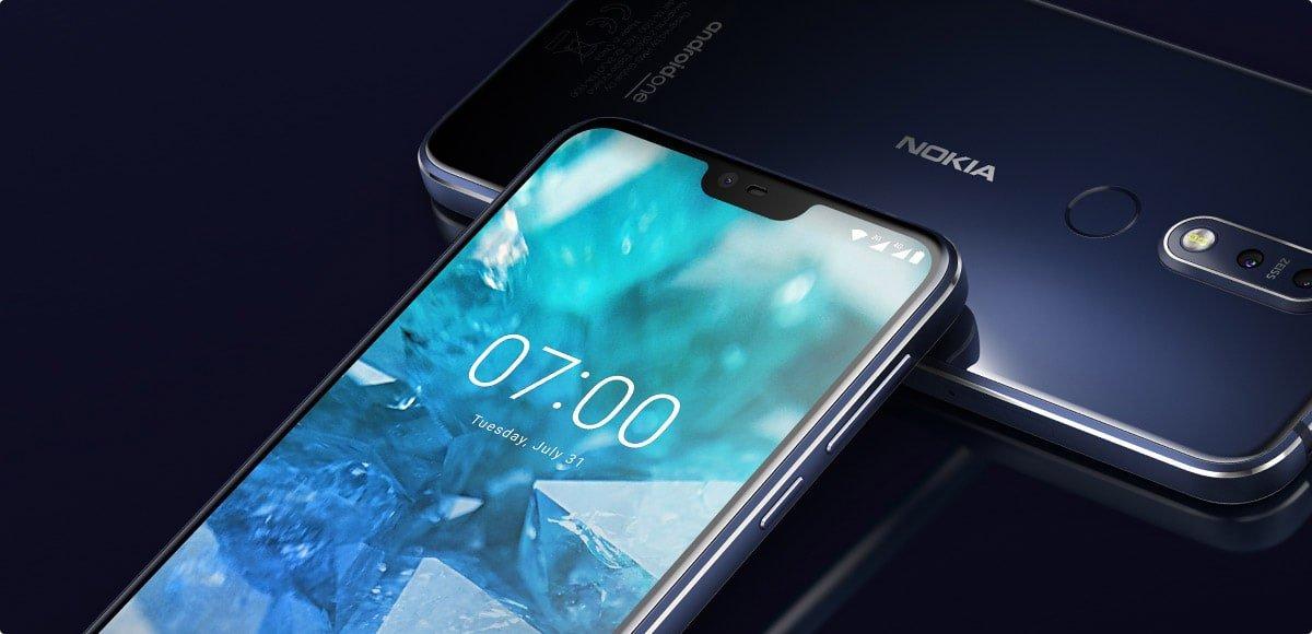 Nokia 7.1, ya conocemos precio y disponibilidad en España
