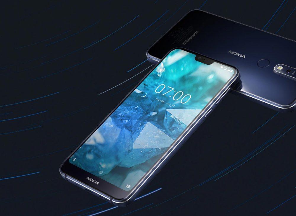 HMD continua su propuesta con el nuevo Nokia 7.1 1