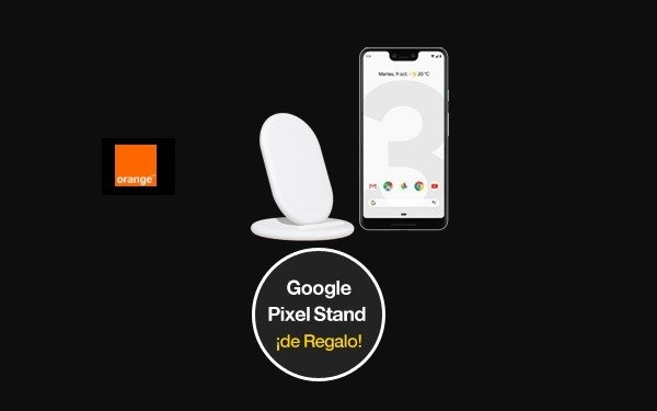 pixel 3 orange