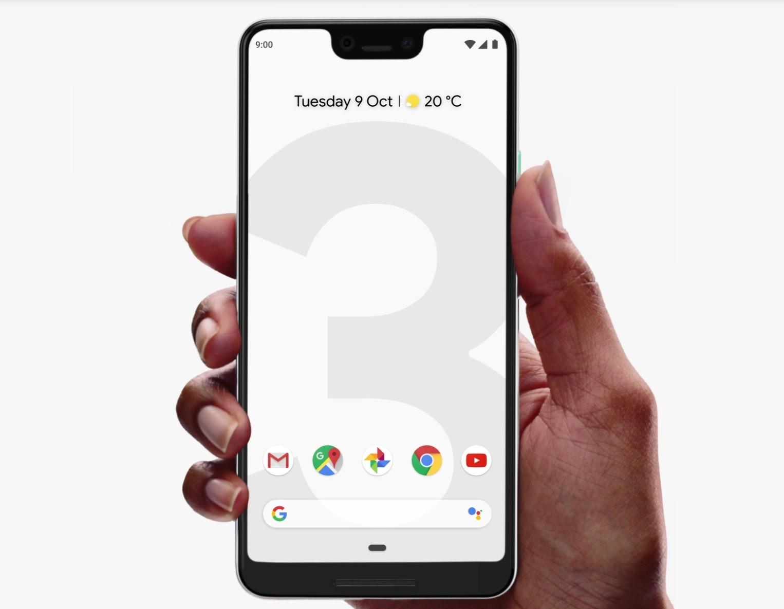 Google Pixel 3 Y Pixel 3 Xl Todos Los Detalles