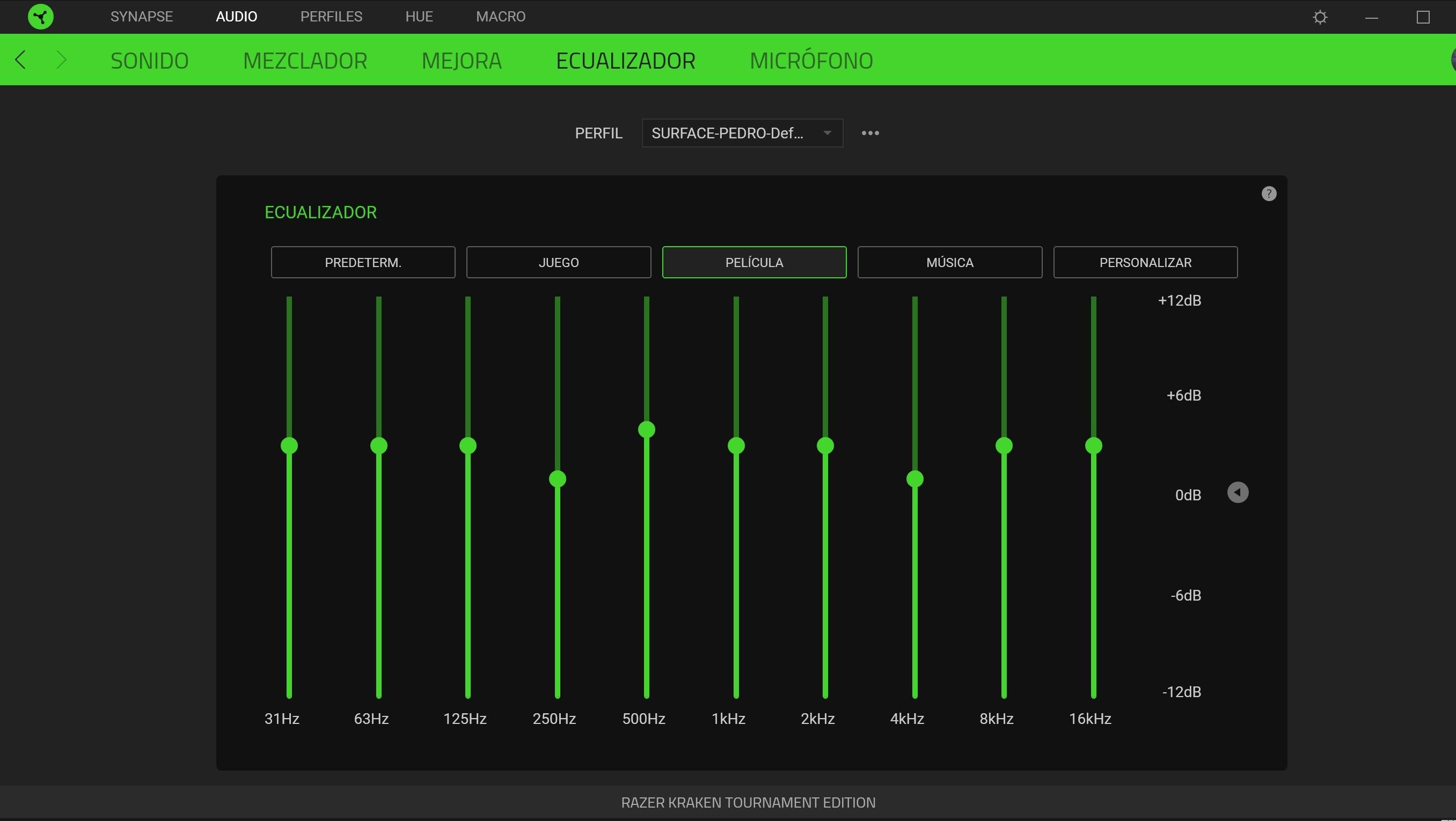Razer Kraken Tournament Edition con THX Spatial Audio, este es nuestro análisis 5