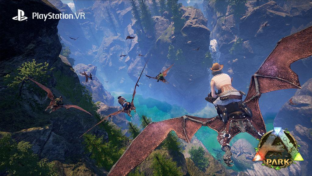 ARK Park para PlayStation VR