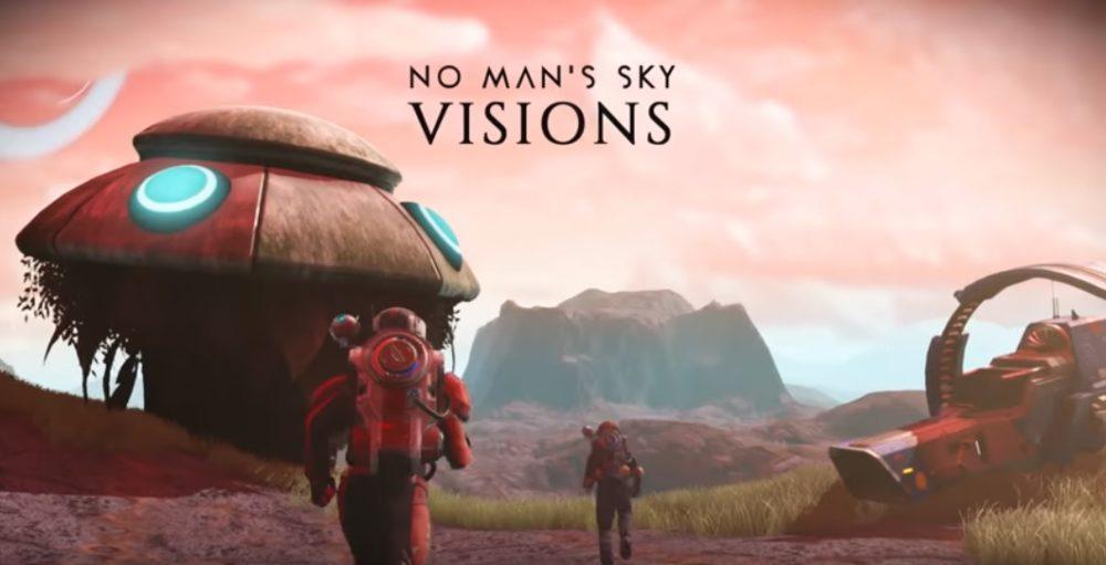 No Man's Sky Visions ya disponible con nuevo contenido 1