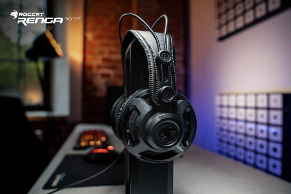Roccat presenta sus nuevos auriculares Renga Boost 2