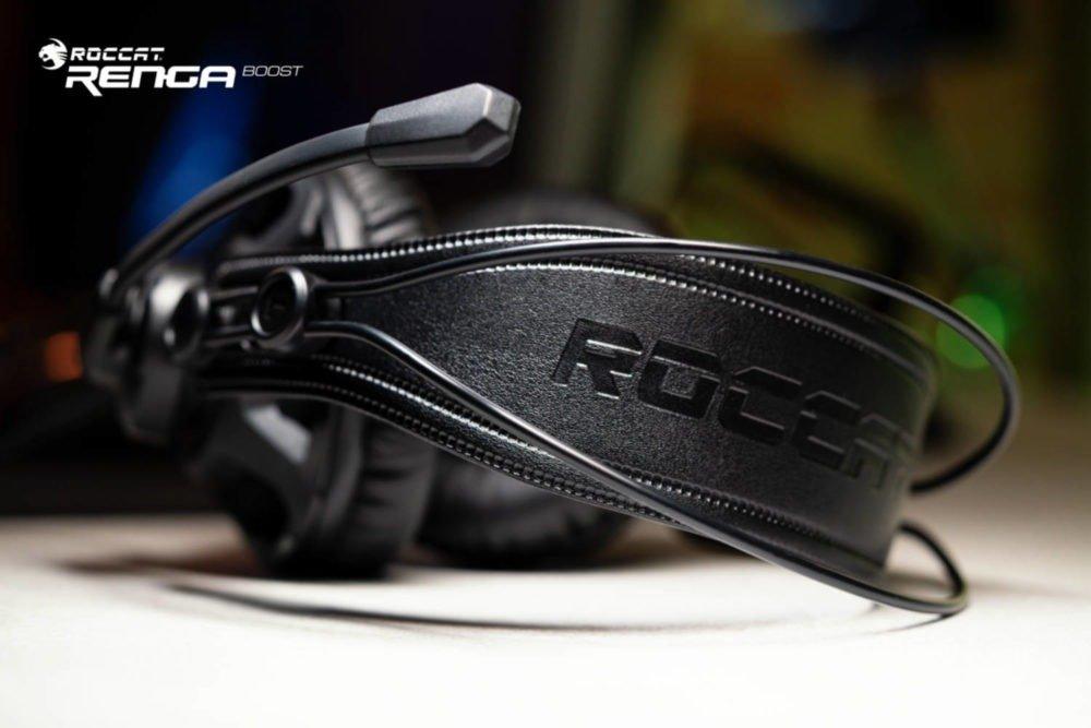 Roccat presenta sus nuevos auriculares Renga Boost 1