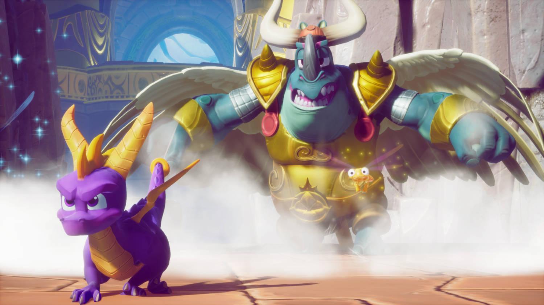 Spyro Reignited Trilogy disponible para PlayStation 4 y Xbox One 1