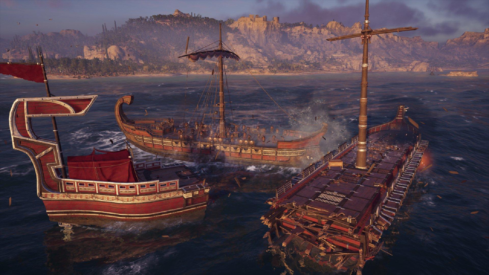 Assassin's Creed Odyssey analizamos la mayor entrega de la saga 9