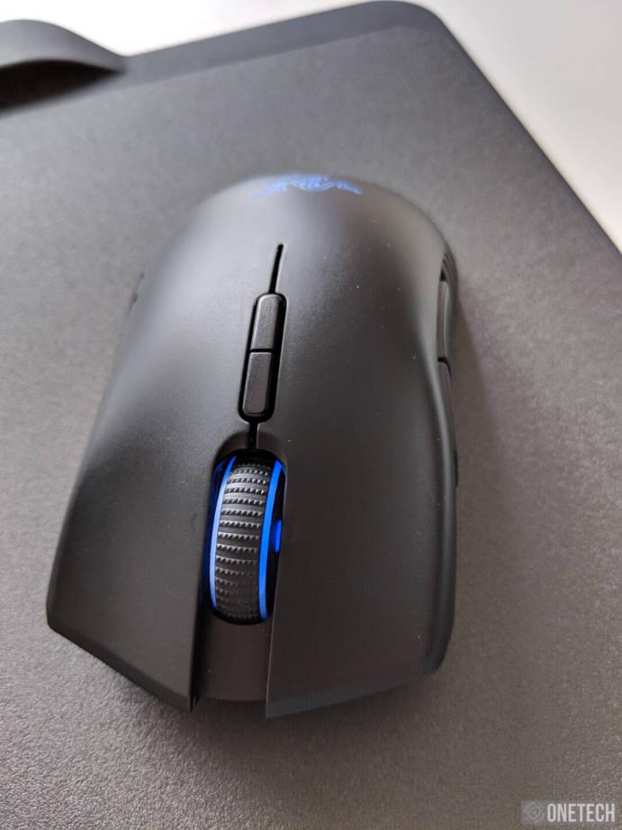 Analizamos el Razer Mamba & Fireflux HyperFlux, con su ratón inalámbrico que no necesita batería 11