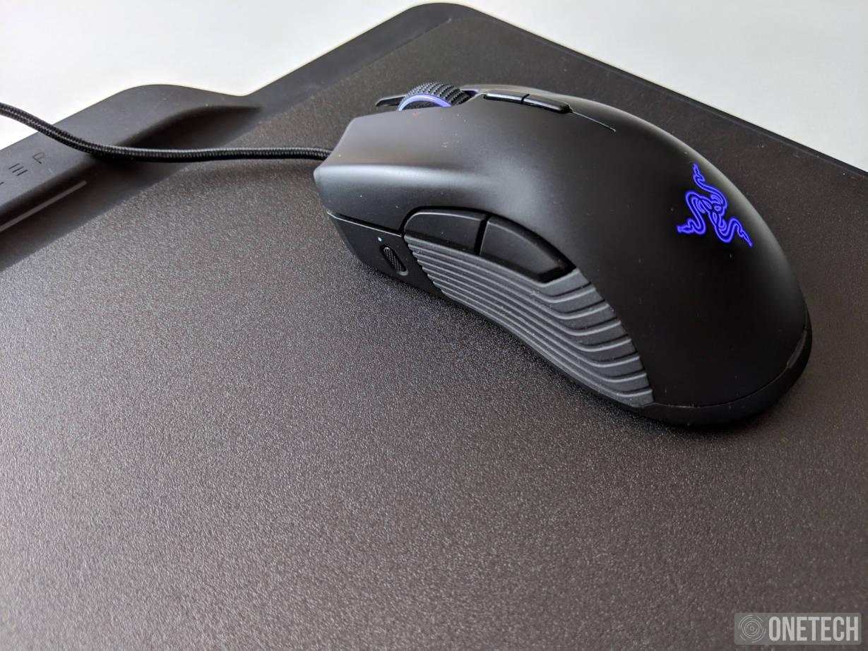 Analizamos el Razer Mamba & Fireflux HyperFlux, con su ratón inalámbrico que no necesita batería 19