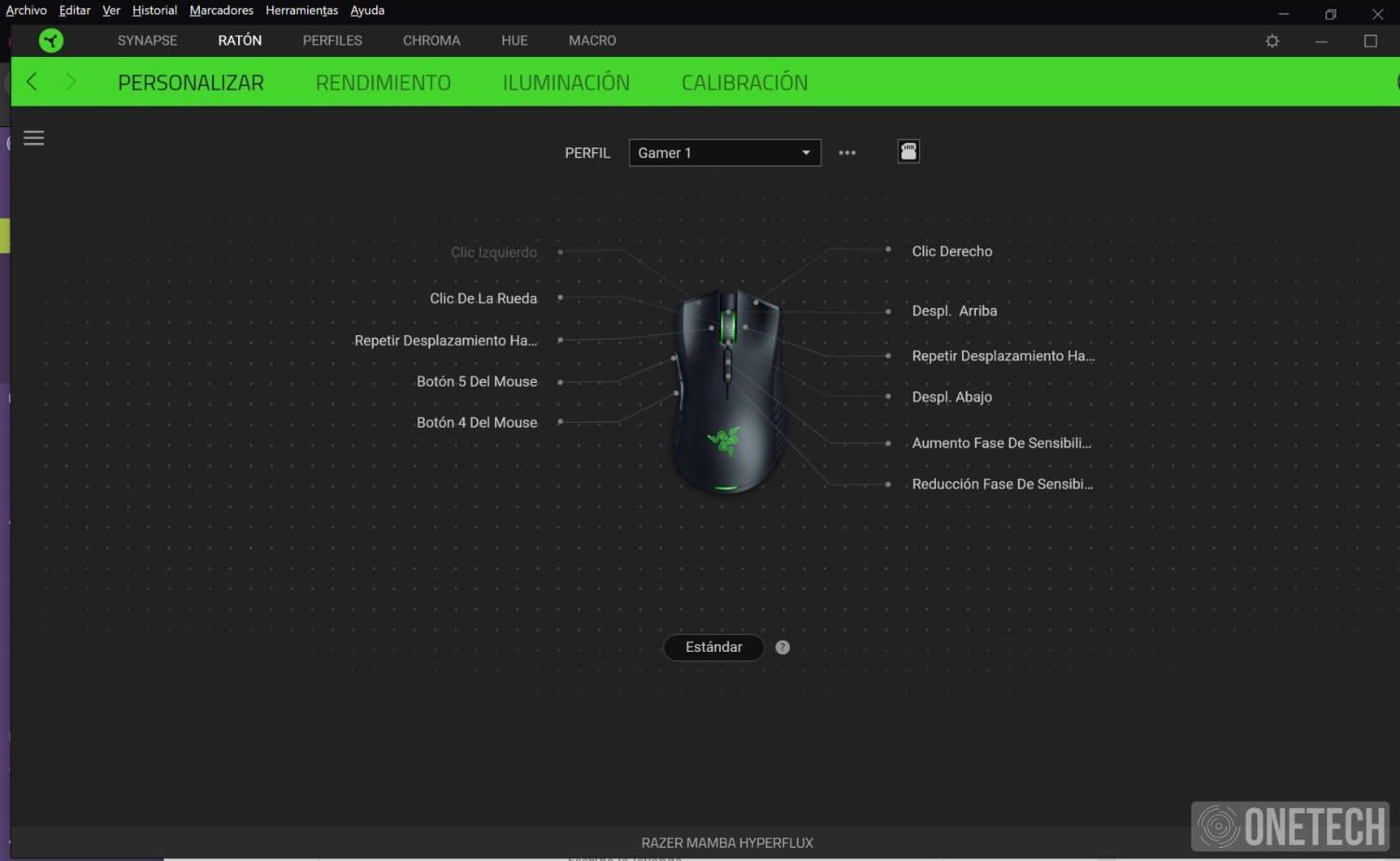 Analizamos el Razer Mamba & Fireflux HyperFlux, con su ratón inalámbrico que no necesita batería 3