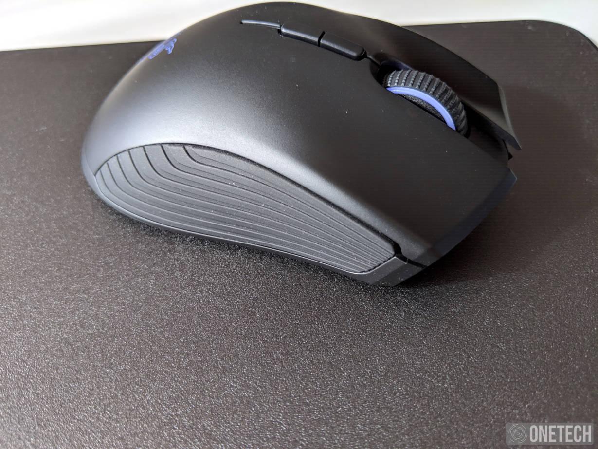 Analizamos el Razer Mamba & Fireflux HyperFlux, con su ratón inalámbrico que no necesita batería 16