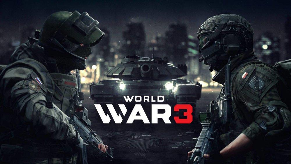 world war 3 portada