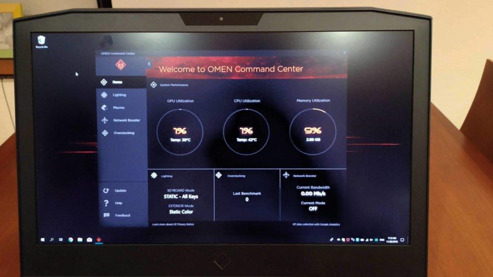 Analizamos el portátil gaming HP OMEN X 2
