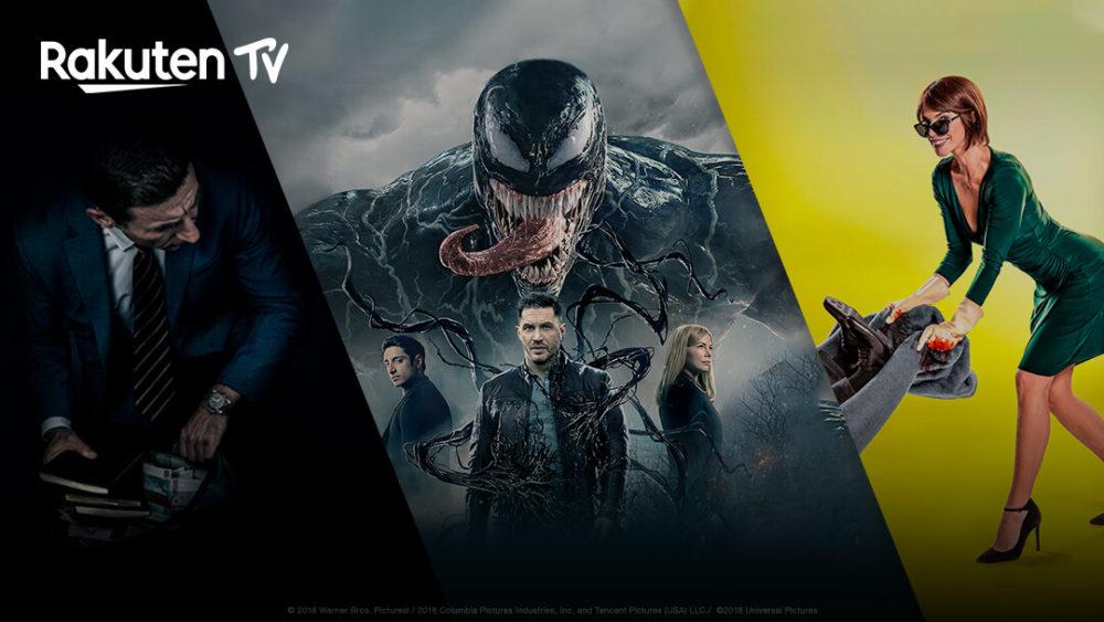 Rakuten TV Estrenos Enero 2019