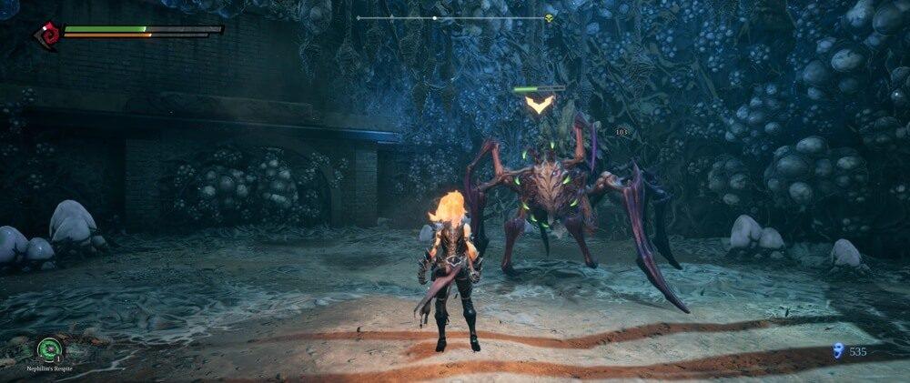 Darksiders III, análisis del tercer capítulo de esta estupenda saga 4