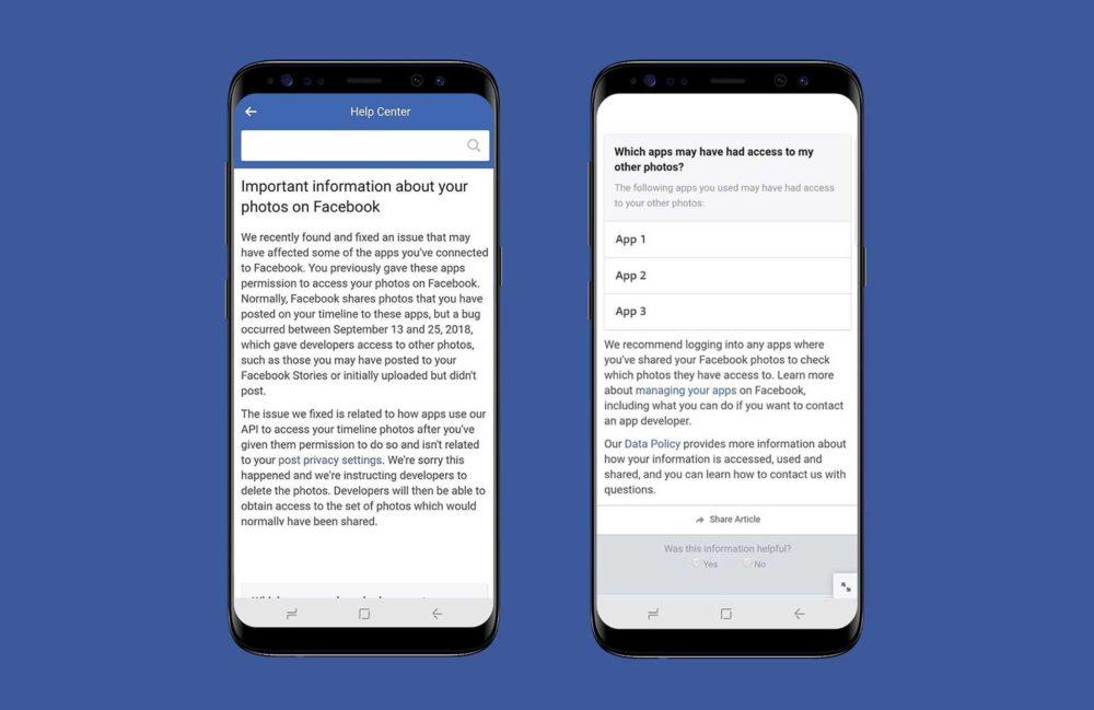 facebook Fotos  privacidad