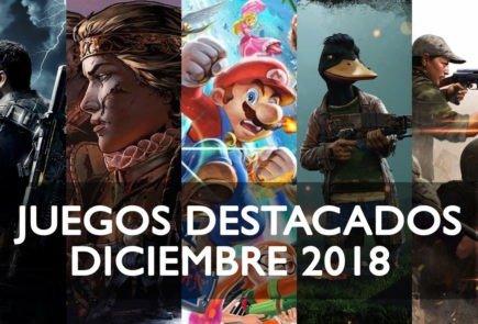 Juegos destacados que se lanzan en diciembre de 2018 1