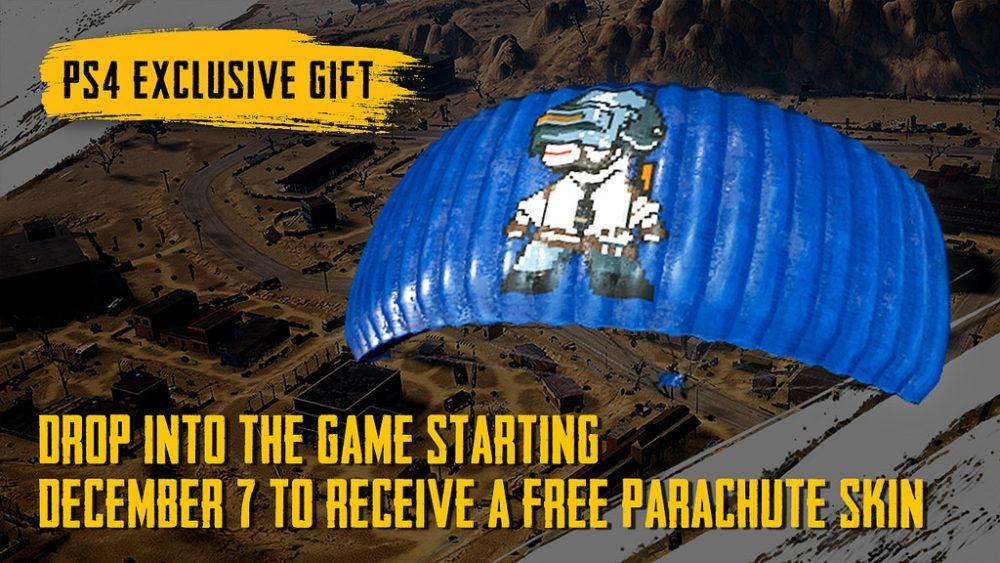 PUBG llega a PlayStation 4 con un regalo bajo el brazo 2