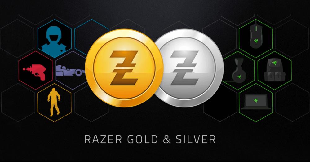Razer Gold y Silver se renueva con más recompensas