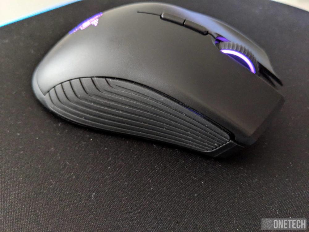 Razer Mamba Wireless [2018], análisis de este ratón inalámbrico para gamers 5