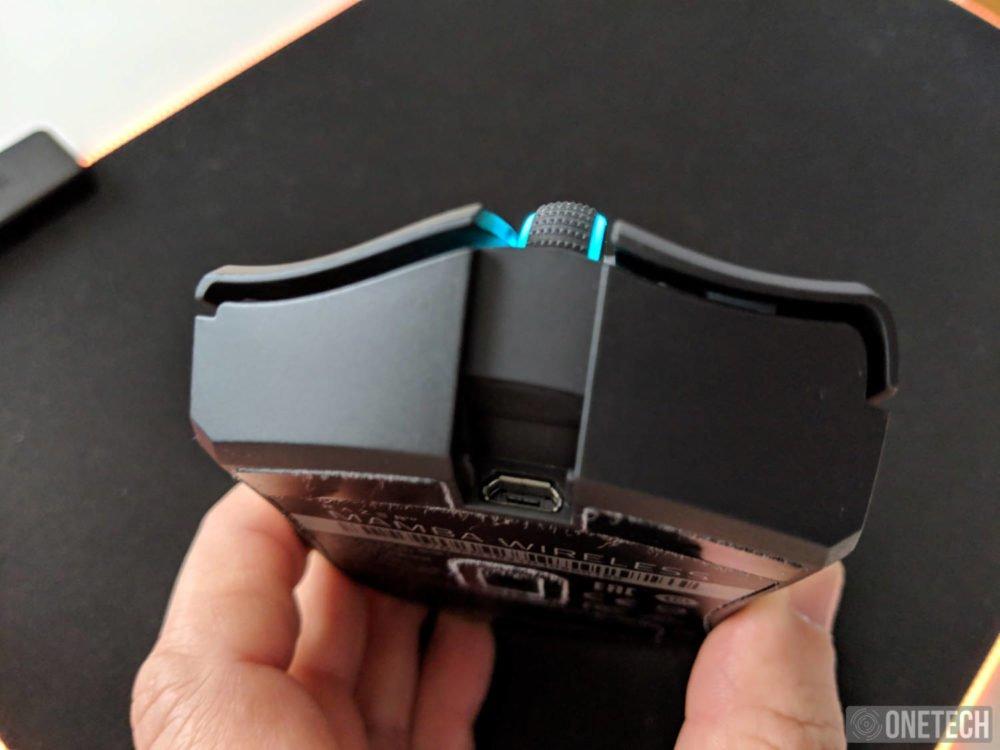 Razer Mamba Wireless [2018], análisis de este ratón inalámbrico para gamers 6