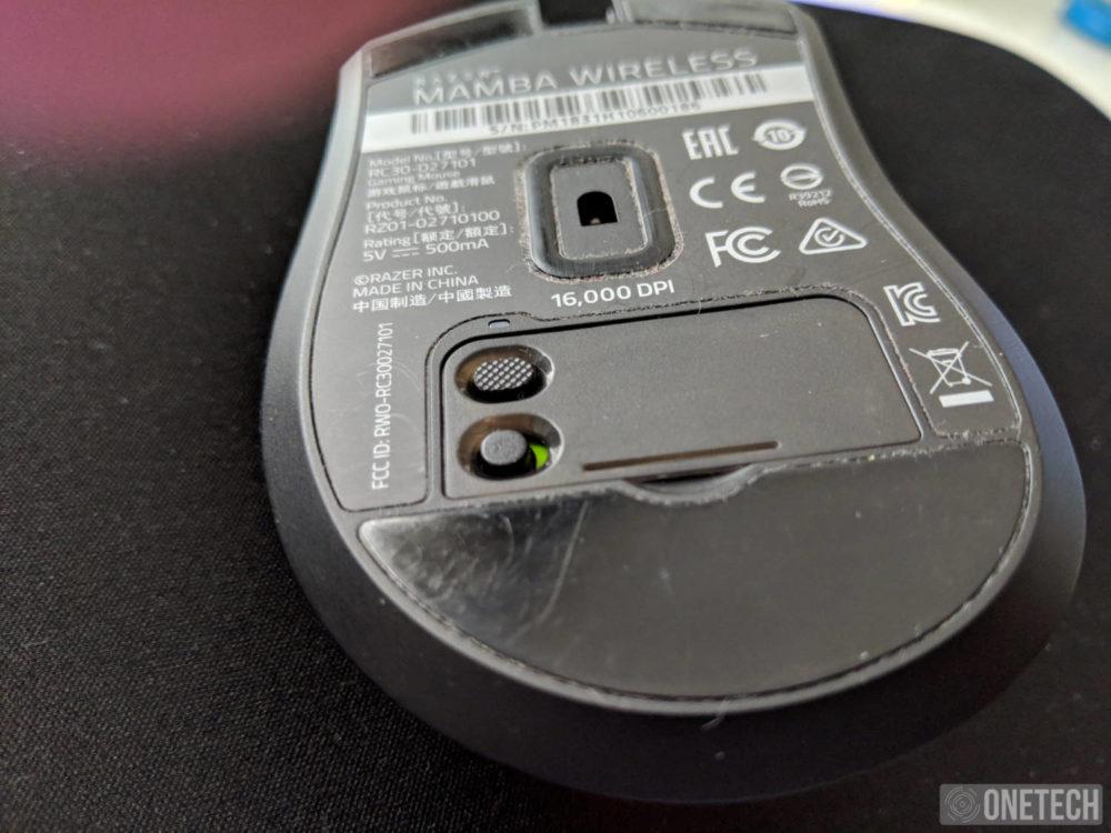 Razer Mamba Wireless [2018], análisis de este ratón inalámbrico para gamers 1