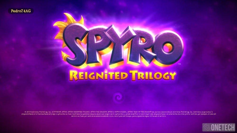 Spyro Reignited Trilogy, analizamos la puesta al día de este pequeño dragón 17