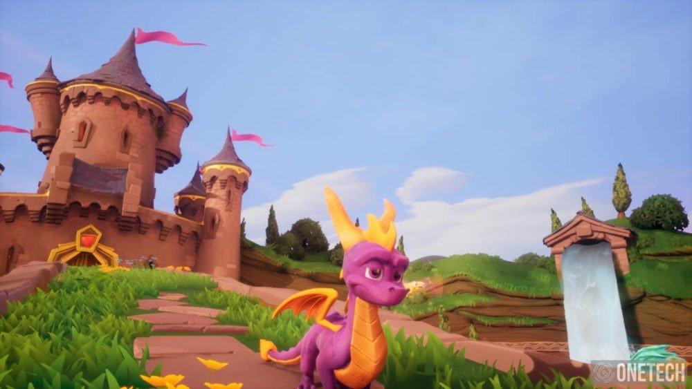 Spyro Reignited Trilogy, analizamos la puesta al día de este pequeño dragón 15