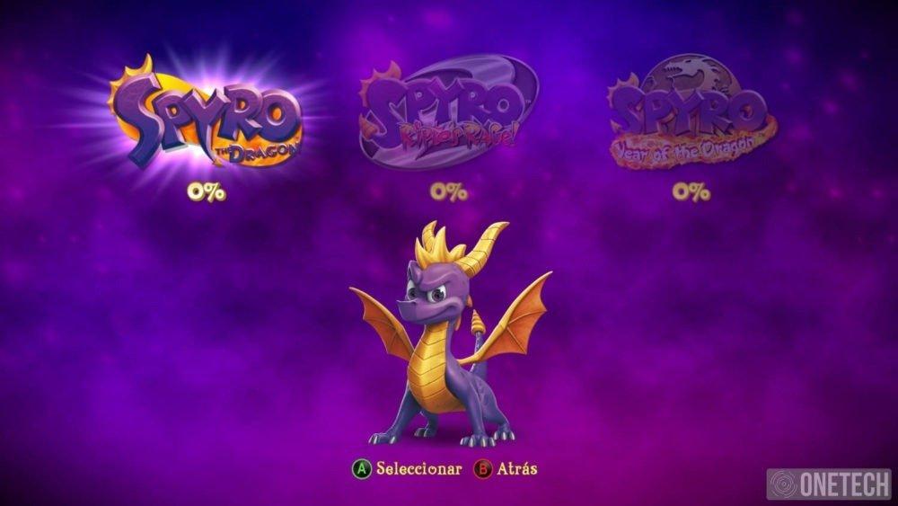 Spyro Reignited Trilogy, analizamos la puesta al día de este pequeño dragón 11