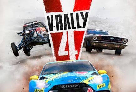 V-Rally 4 Nintendo