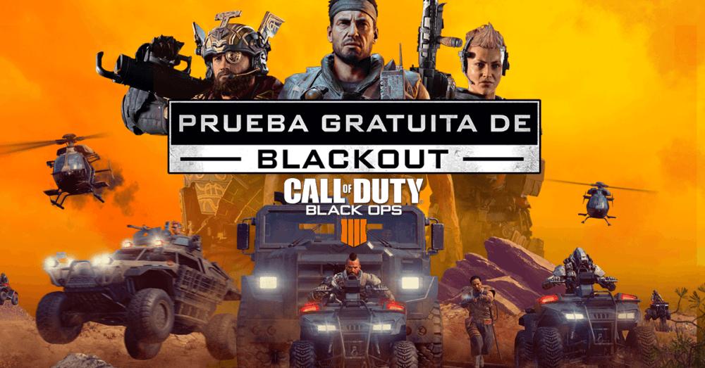 Blackout el Battle Royale de CoD: Black Ops 4, gratis a partir del 17 de Enero