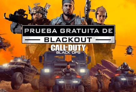 Blackout Prueba Gratuita