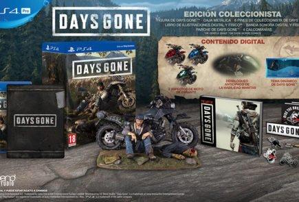 Days Gone Edición Coleccionista