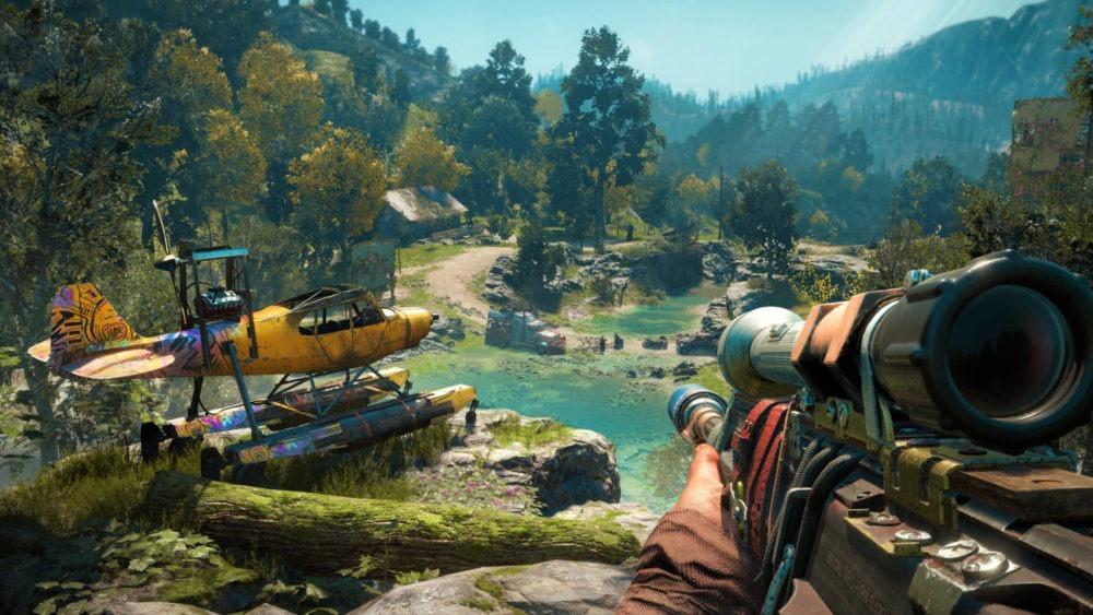 Far Cry New Dawn ya está disponible para PS4, Xbox One y PC 1