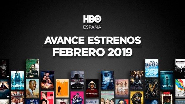 hbo febrero 2019