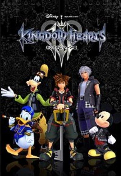 KINGDOM HEARTS Ⅲ