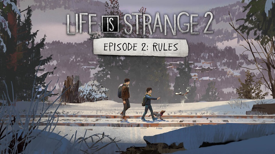 "Episodio 2: ""Rules"" de Life is Strange 2"