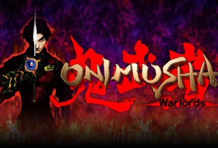 onimusha warlords portada