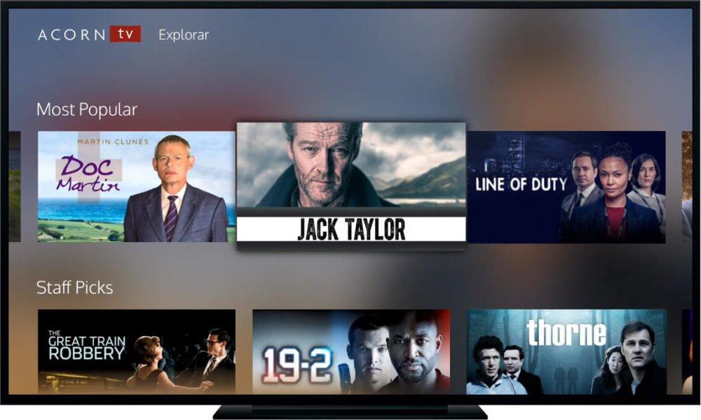 Acorn TV, llega a España el servicio de streaming en versión original 1