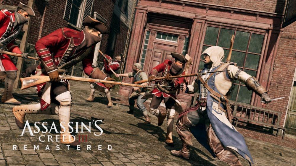 Assassin's Creed III Remastered, llega el 29 de Marzo a PlayStation 4, Xbox One y PC 1