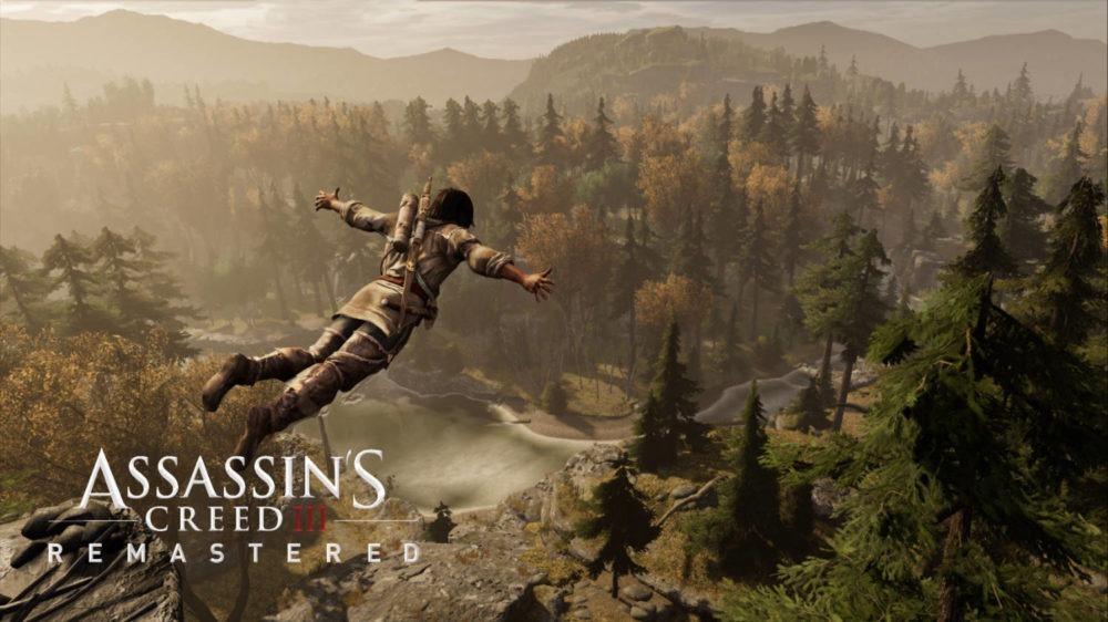 Assassin's Creed III Remastered, llega el 29 de Marzo a PlayStation 4, Xbox One y PC 2