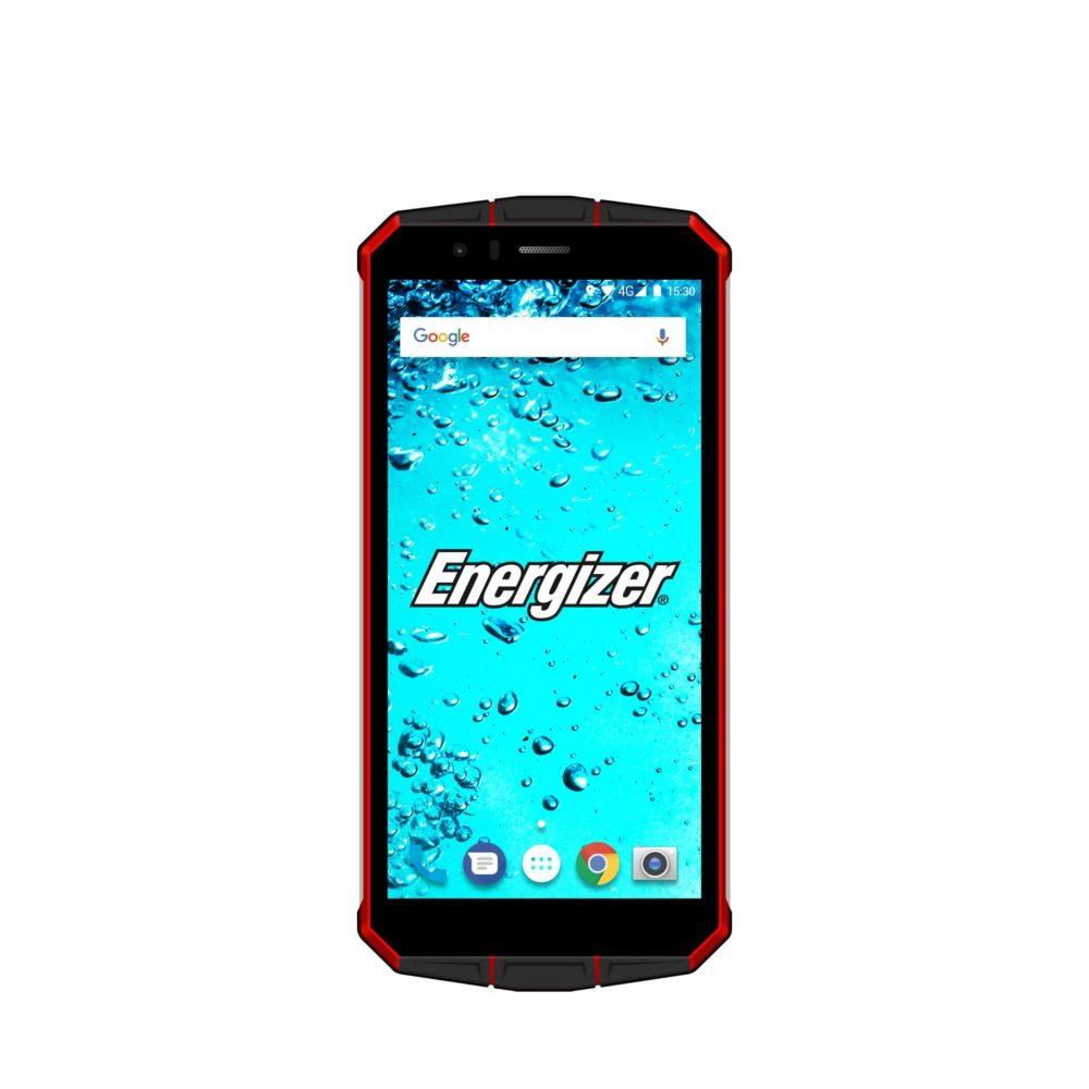 Energizer presenta sus smartphones HardCase con batería de hasta 6.500 mAh 3