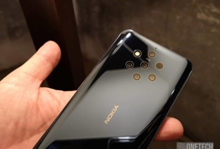 Android 10 comienza a llegar al Nokia 9 PureView 4