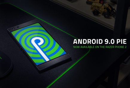 RAZER PHONE ANDROID 9