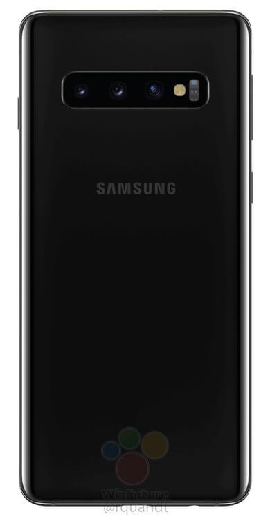Filtradas las imágenes oficiales del Samsung Galaxy S10 y S10+ 15