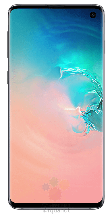 Filtradas las imágenes oficiales del Samsung Galaxy S10 y S10+ 13