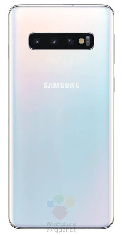 Filtradas las imágenes oficiales del Samsung Galaxy S10 y S10+ 12