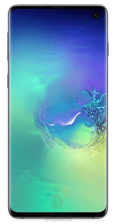 Filtradas las imágenes oficiales del Samsung Galaxy S10 y S10+ 10