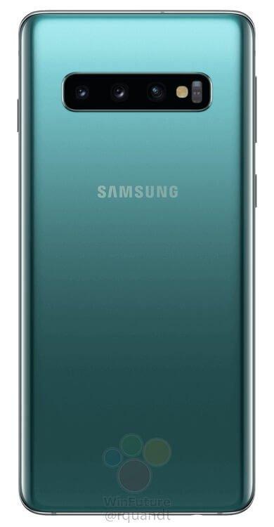 Filtradas las imágenes oficiales del Samsung Galaxy S10 y S10+ 9