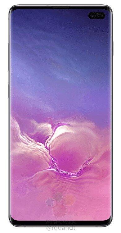 Filtradas las imágenes oficiales del Samsung Galaxy S10 y S10+ 8